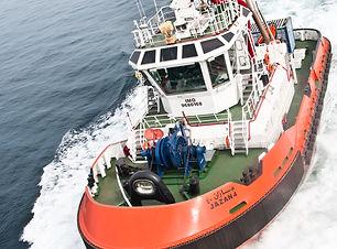 NB093 -1- 40TBP Tug Boat - Saudi Sea Por