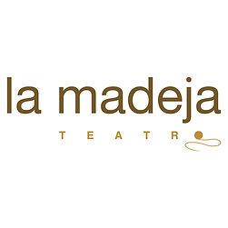 Logo La Madeja Teatro Cuadrado - Impresi