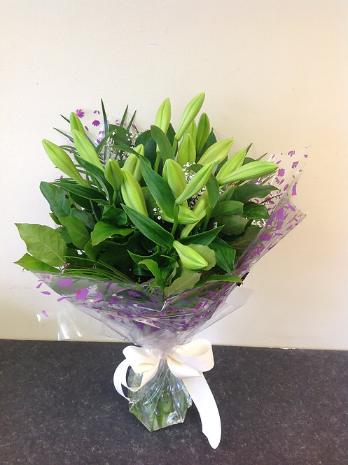 Scented Lily Bouquet