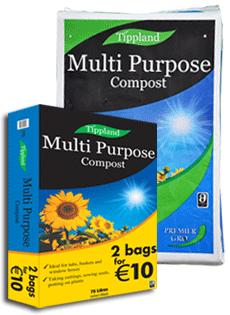 2 x Multi Purpose Compost 75 litre for €10