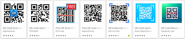 QR code apps example, what are QR codes?