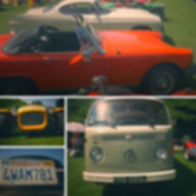 Classic Vehicles at Retrofest Events UK