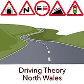 Driving Theory North Wales logo