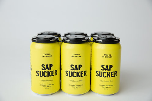 Sapsucker 6 - Pack Lemon
