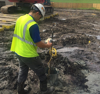 PIT Testing, Pile Integrity Testing, Houston, Texas, Lake Charles, Shreveport, Louisiana, Dallas, Austin, Texas, PIT, Integrity Testing of Piles