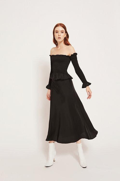 Ariel Silk Skirt