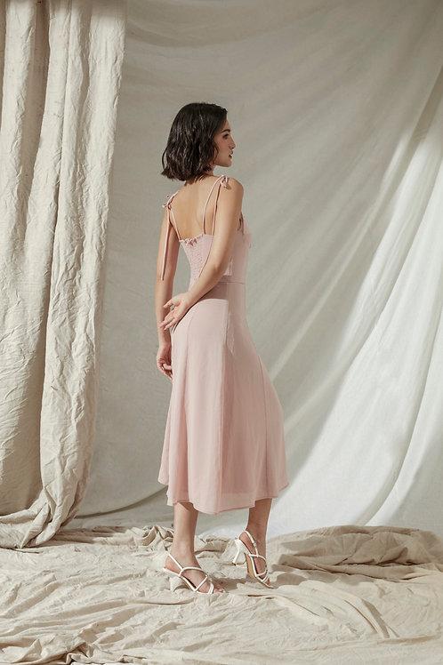 Rosie Silk Dress
