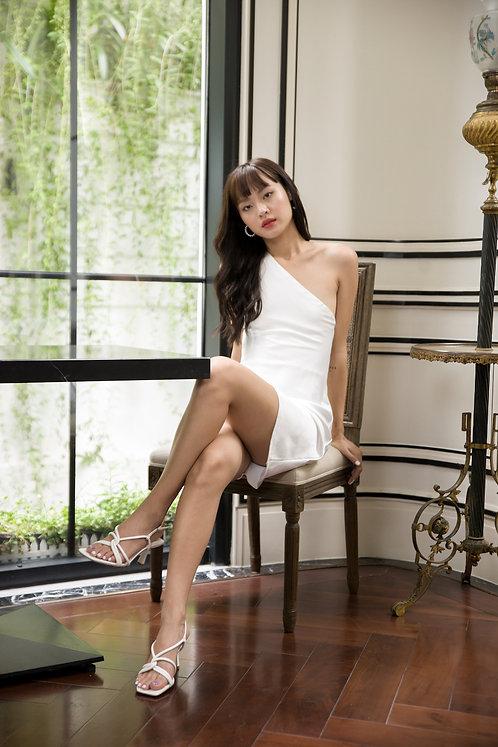Fonda Silk Dress