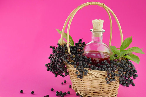 Elderberry Syrup 8 OZ
