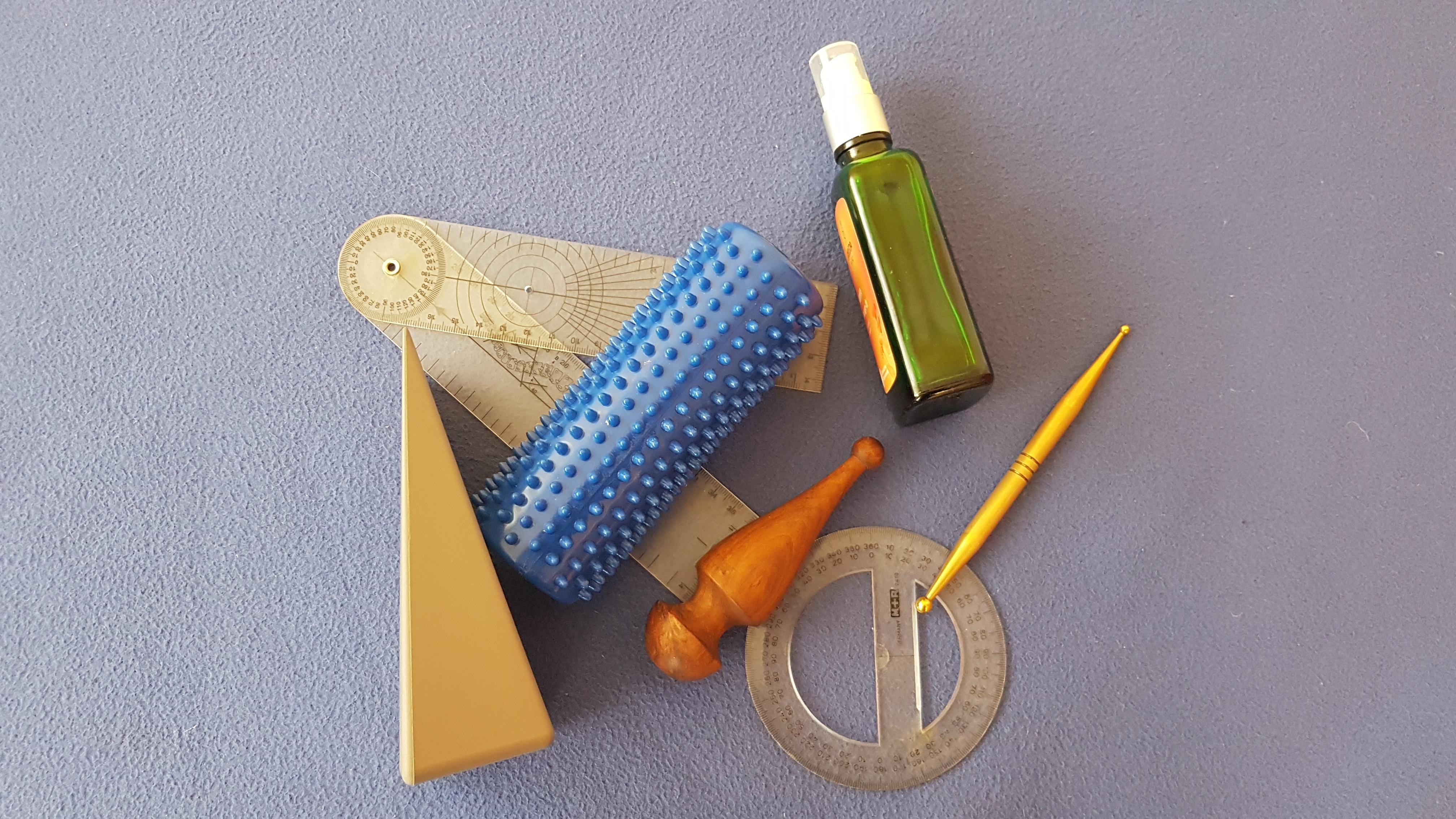 Werkzeuge für die manuelle Therapie