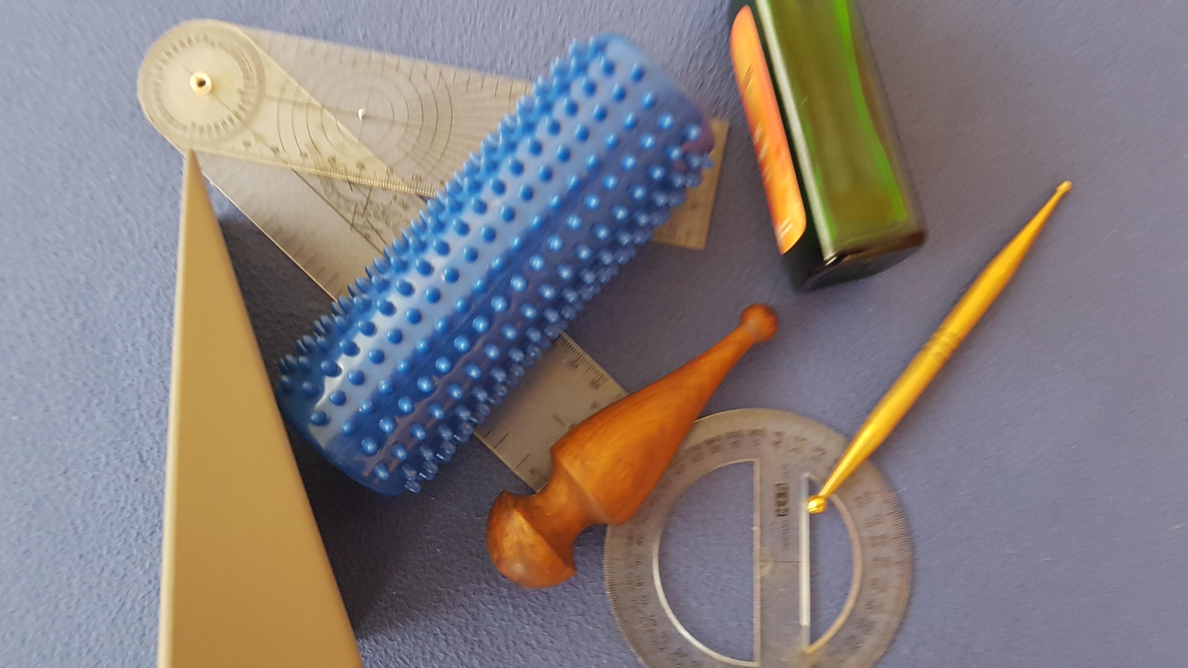 Instrumente für die manuelle Therapi