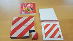 Konzentrationstrainig mit Nikitin
