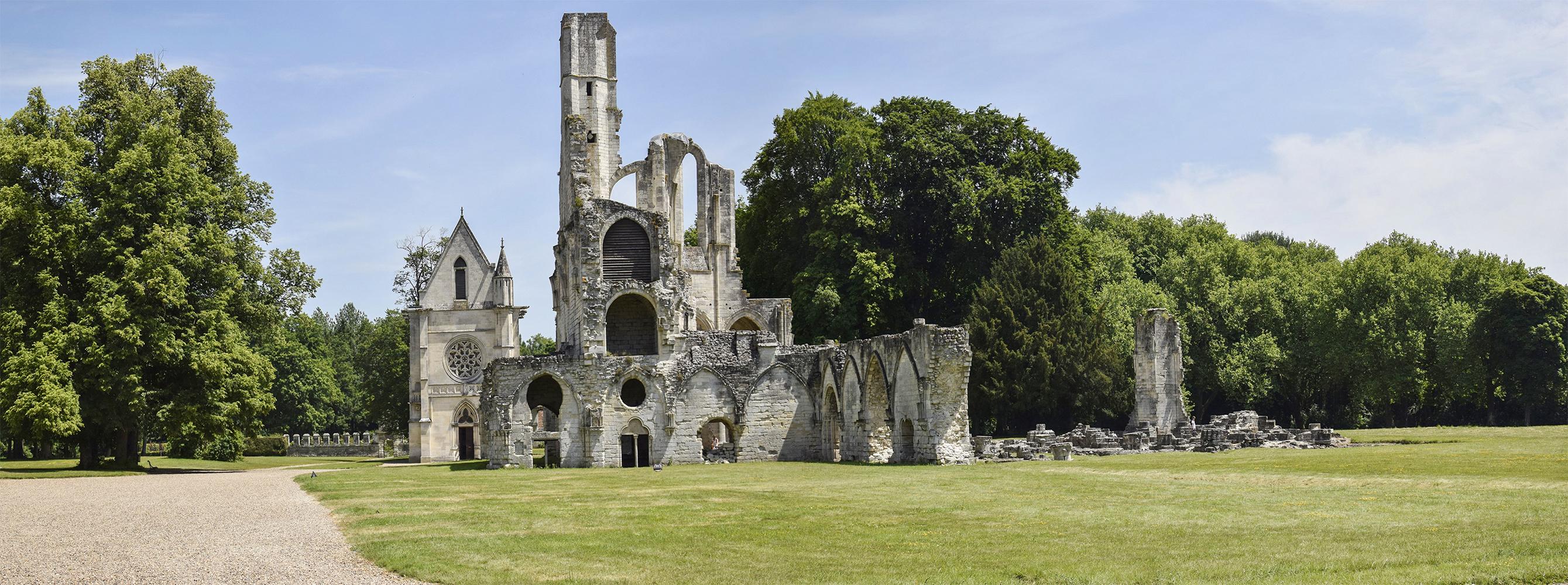 01 abbaye de Chaalis