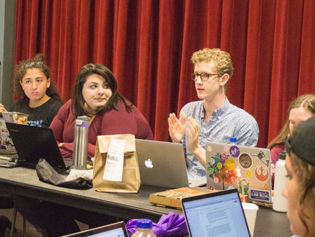 SGA approves new appeal request procedures