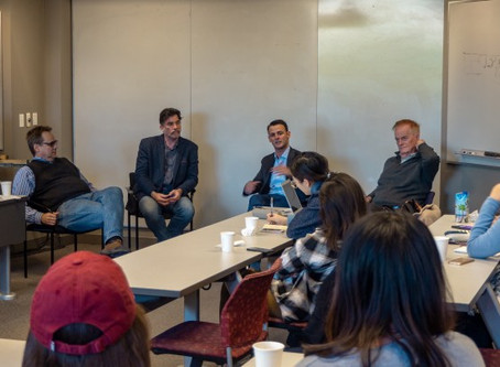 Faculty foster political conversations with domestic and international students
