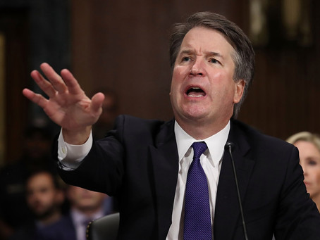 Tearful testimonies of Christine Blasey Ford and Brett Kavanaugh
