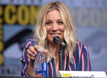 Big Bang Theory star Kaley Cuoco to executive produce and voice Harley Quinn in new DC Universe seri