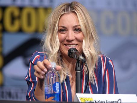 Big Bang Theory star Kaley Cuoco to executive produce and voice Harley Quinn in new DC Universe seri