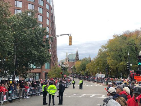 Red Sox parade poses difficulties for off-campus students