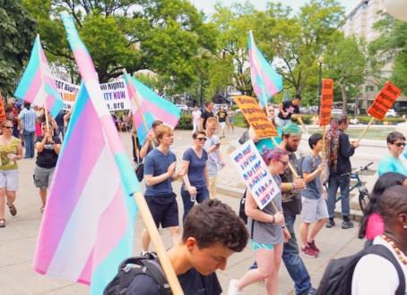 Trump administration considers redefining transgender in legislation