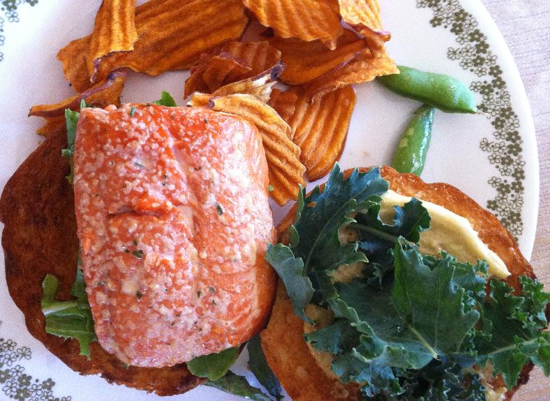 Rebecca Kraus: Salmon