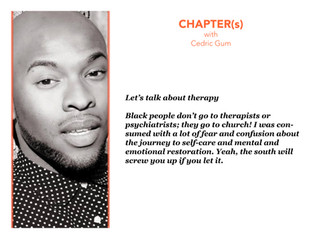 Chapter(s) with Cedric Gum Vol 5.         You cray?
