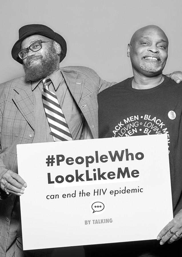 #PeopleWhoLookLikeMe