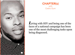 Chapter (s) With Cedric Gum Vol 4: Being a Public Face of HIV.