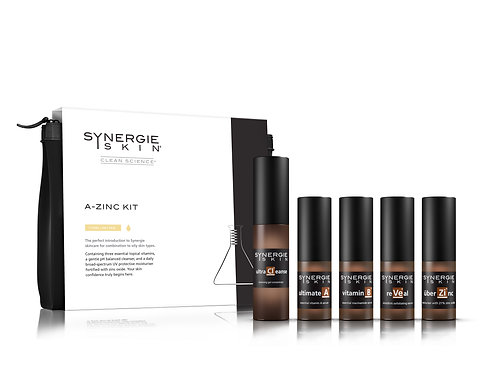 A-Zinc Kit  (T-Zone & Oily Skin)