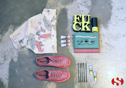 SUPERGA STYLING PROJECT March 2013