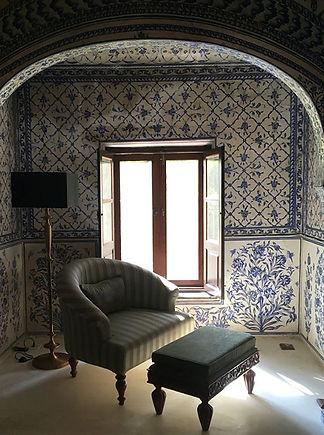 SAMODE HAVELI • A Hidden Oasis in Jaipur