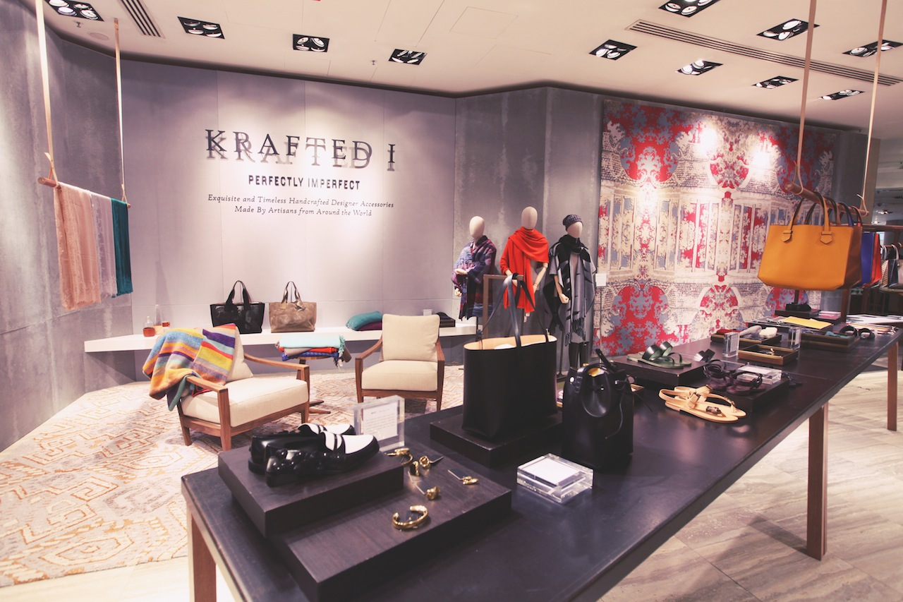 ifc MALL set up | Krafted I
