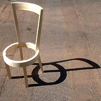 chaise sycomore benjamin janin ébéniste