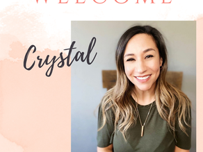 Meet Community Manager Crystal!