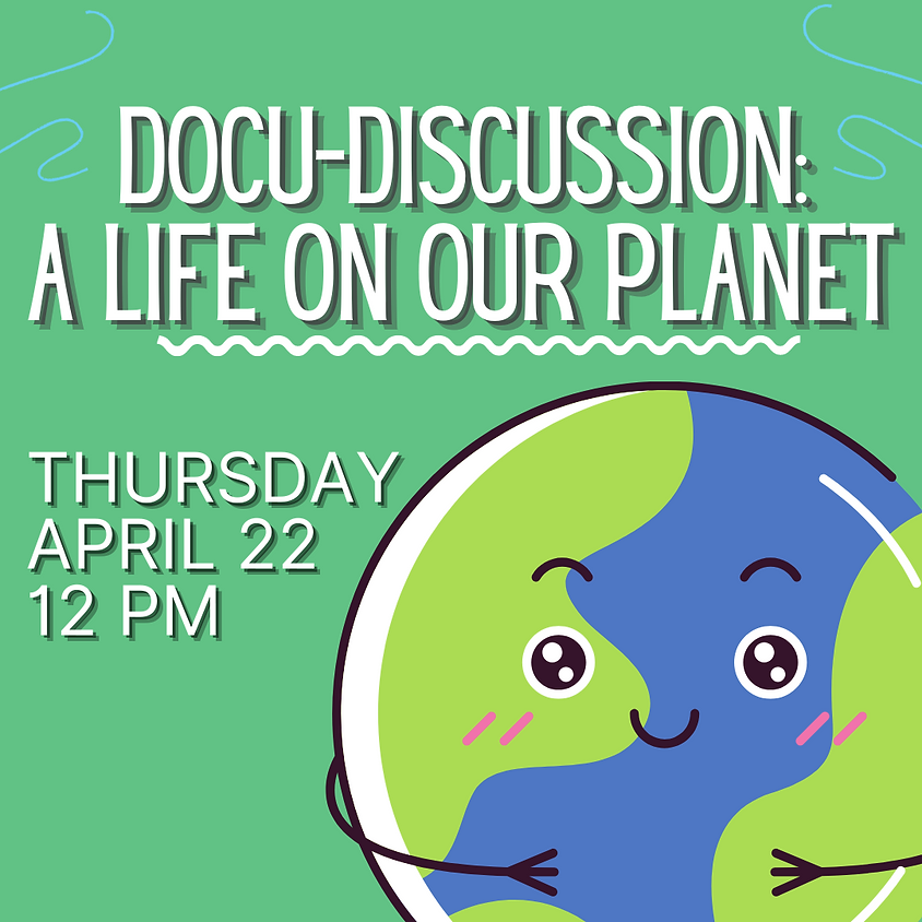 Docu-Discussion: A Life On Our Planet