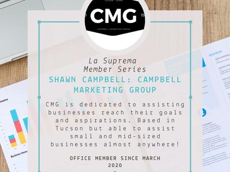 Member Blog Series: Shawn Campbell