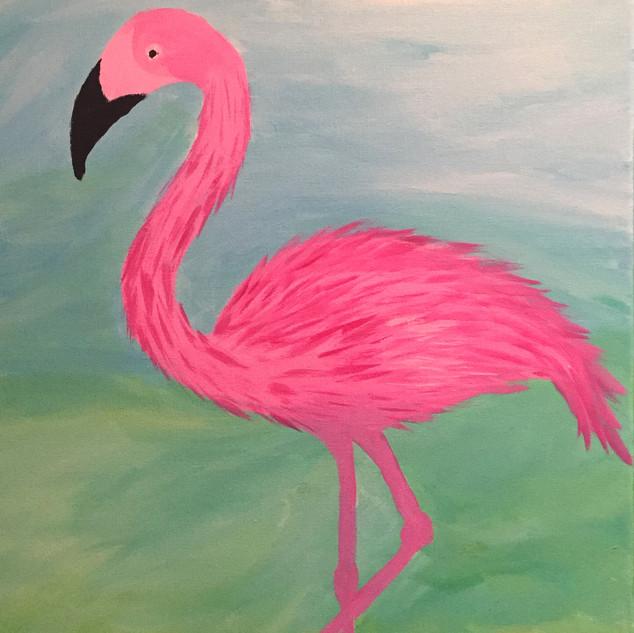 Let's Flamingo