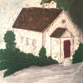 Church on the Coffee Grounds - SOLD