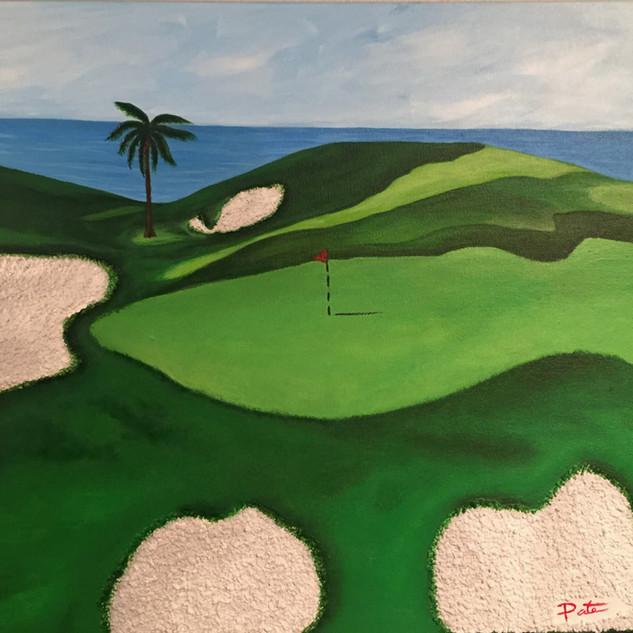 Gritty Golf