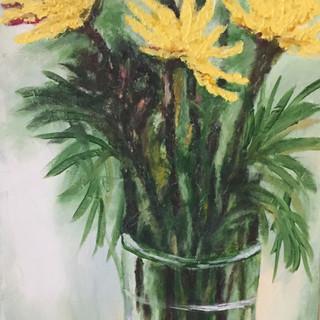 Crazy Chrysanthemum