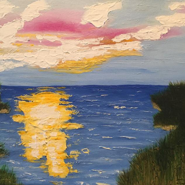 Sea the Sunset