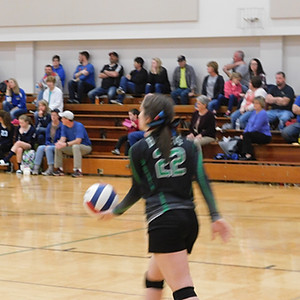 Okaw Valley Conference Volleyball Tournament