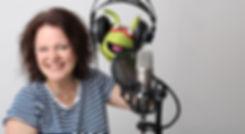 Sprecherin Dagmar Bittner bringt Ihre Inhalte prägnant auf den Punkt