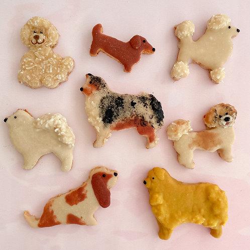 Custom Breed Cookies