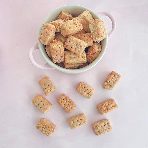 Cheese & Apple Nibbles