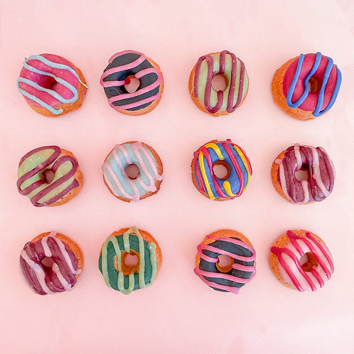 Mini Donut Mixed Selection Pack