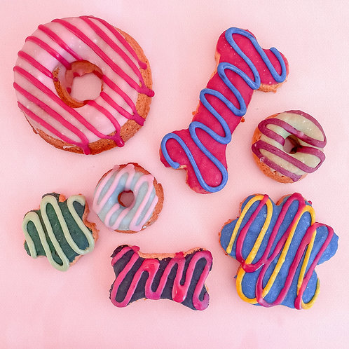 Mixed Cookies & Donuts Selection Pack