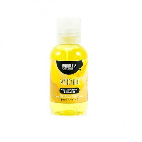 Gel nettoyant hydroalcoolique Bio Vanille 60 ml