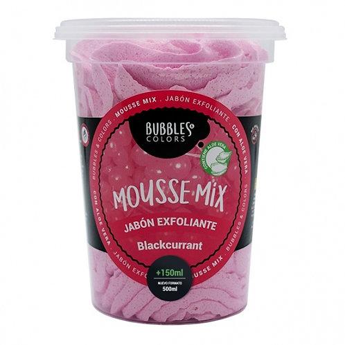 Mousse Mix Savon exfoliante Bio 650 ml