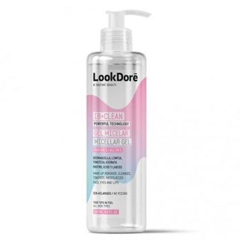 LOOKDORE IB + Clean Gel Micellaire Tout En 1